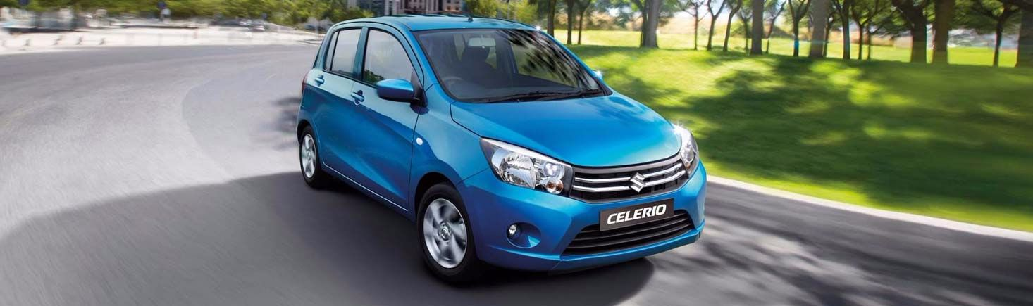 The New Suzuki Celerio