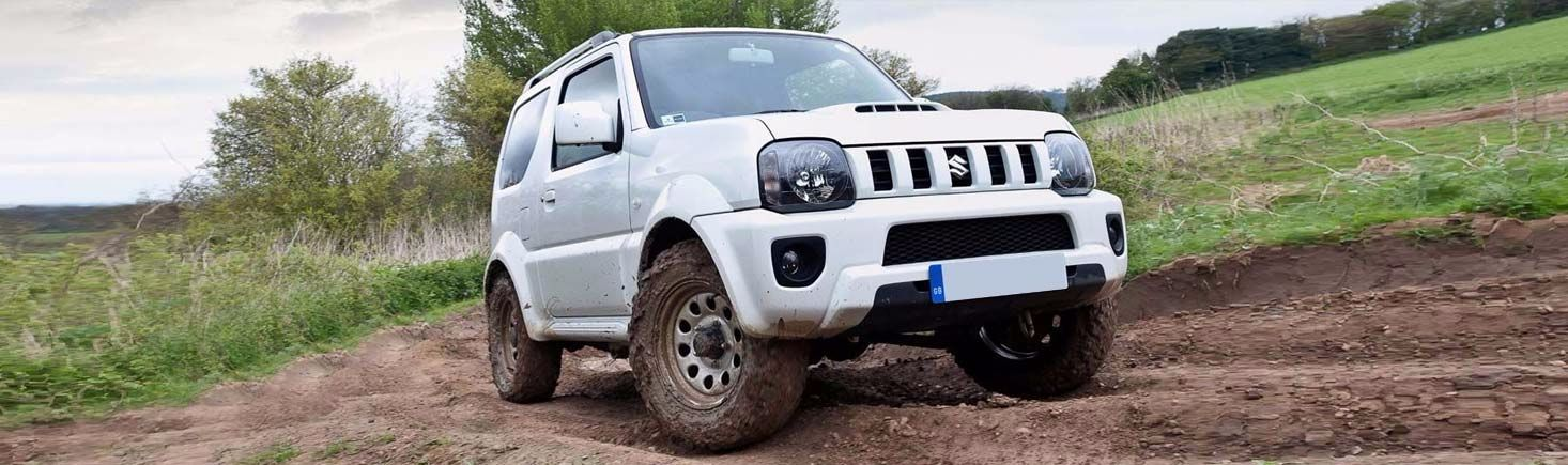 The new Suzuki Jimny
