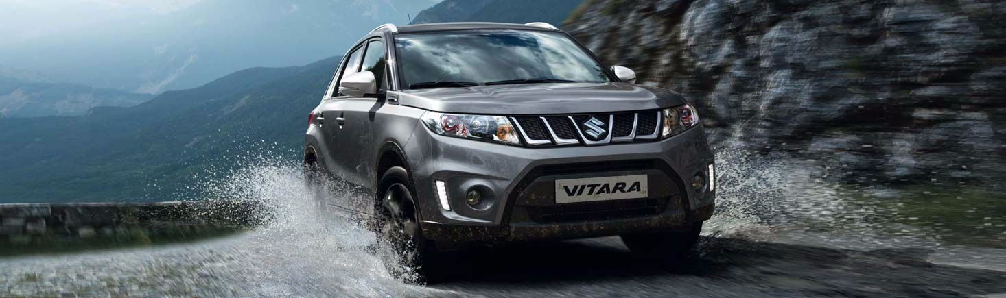 The new Suzuki Vitara S