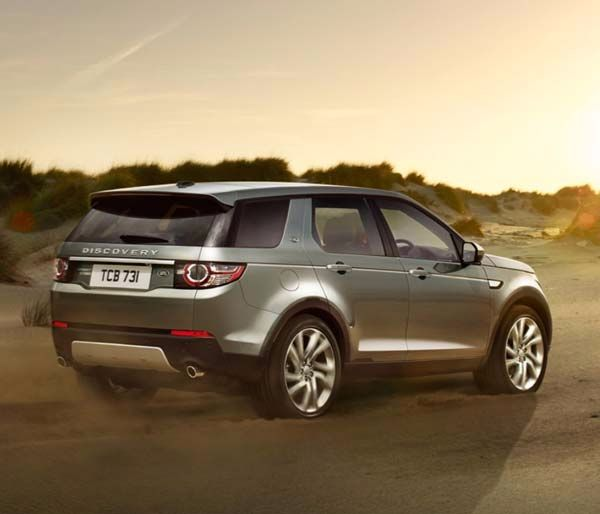 Land Rover Discovery Sport Gallery