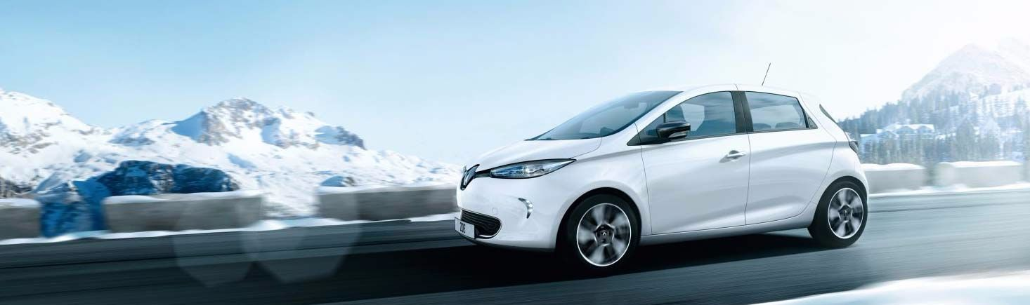 The New Renault Zoe