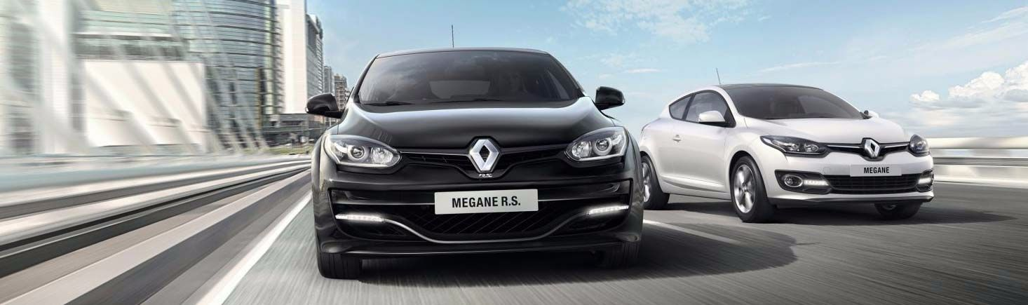 The new Renault Megane Coupe