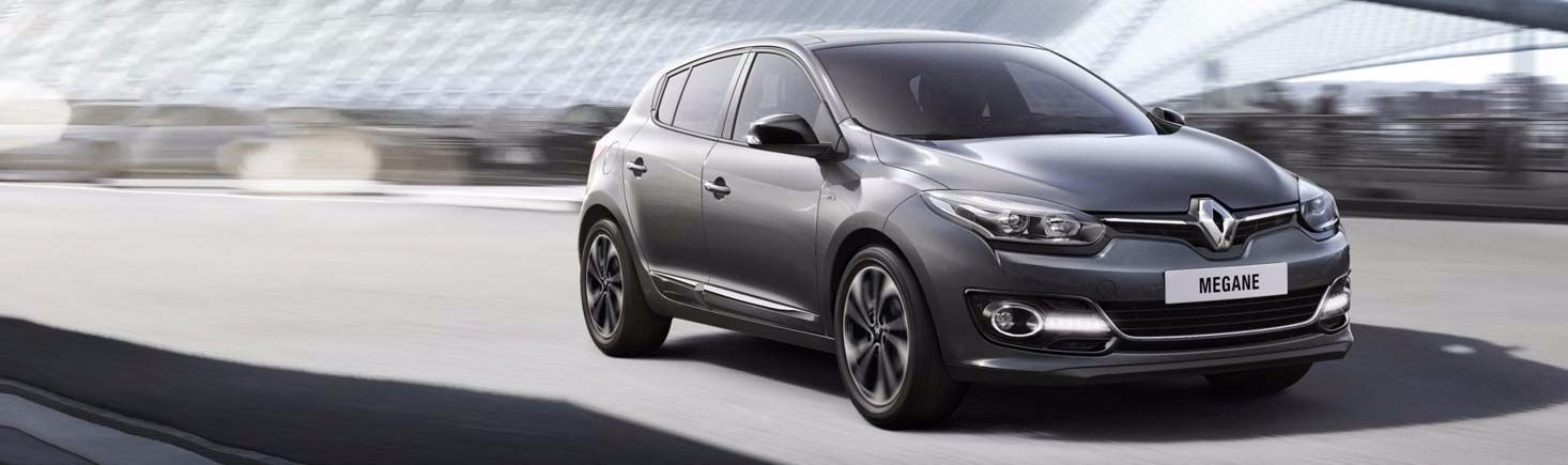 The new Renault Megane Hatch
