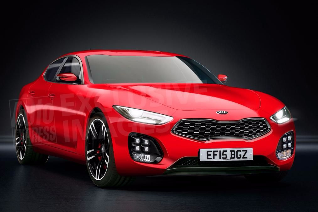 Kia's new GT sports saloon to go on sale in 2017