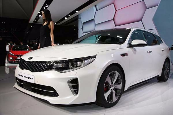 Expanded Kia GT range targets new levels of performance and fun