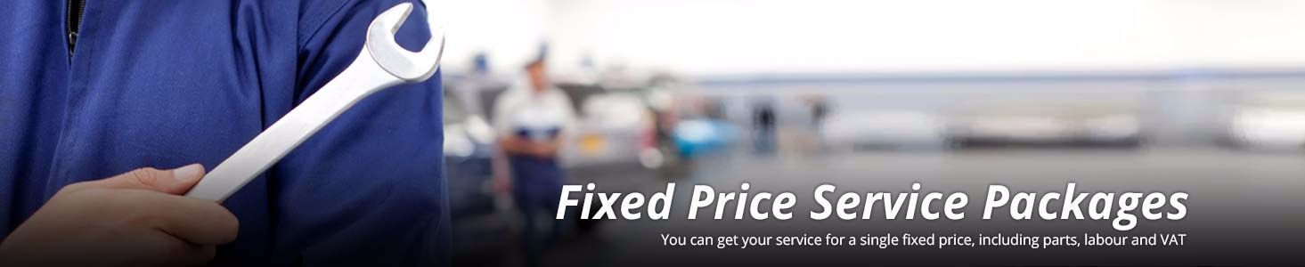 Fixed Price Service Packages at County Garage Suzuki