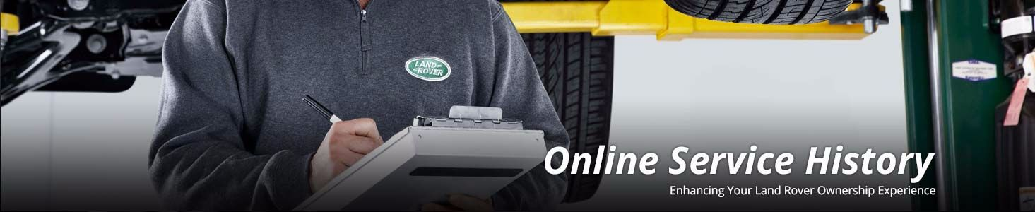 Online Service History at County Garage
