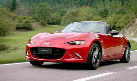 All-new Mazda MX-5 named Best Convertible at 2016 What Car?
