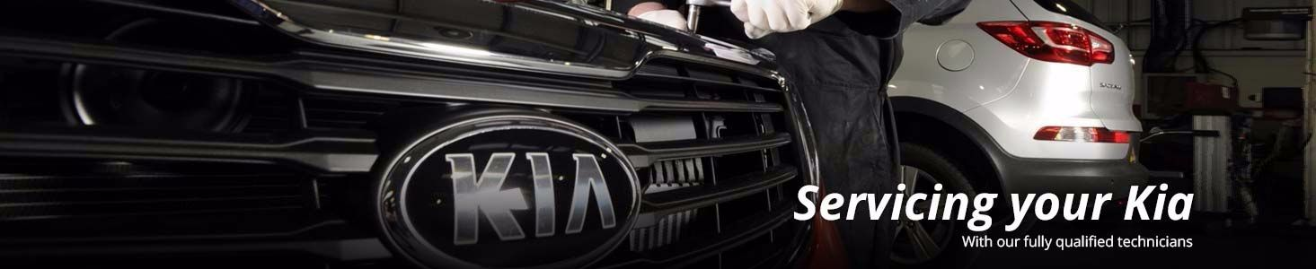 Servicing your Kia