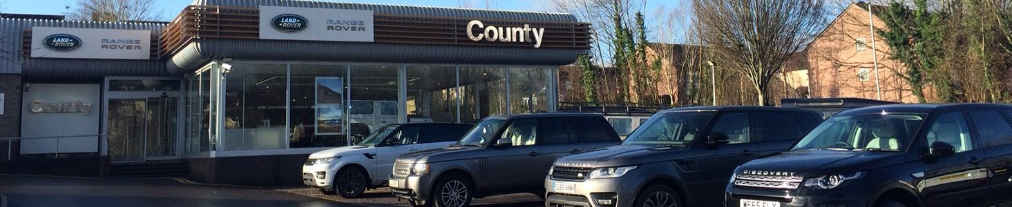 About County Land Rover
