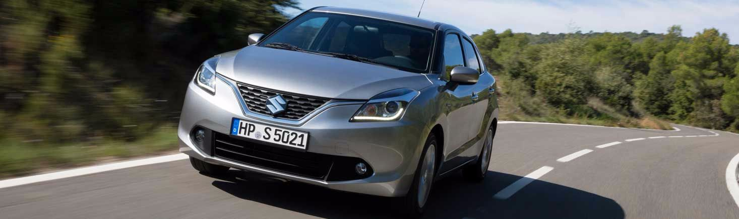 The New Suzuki Baleno