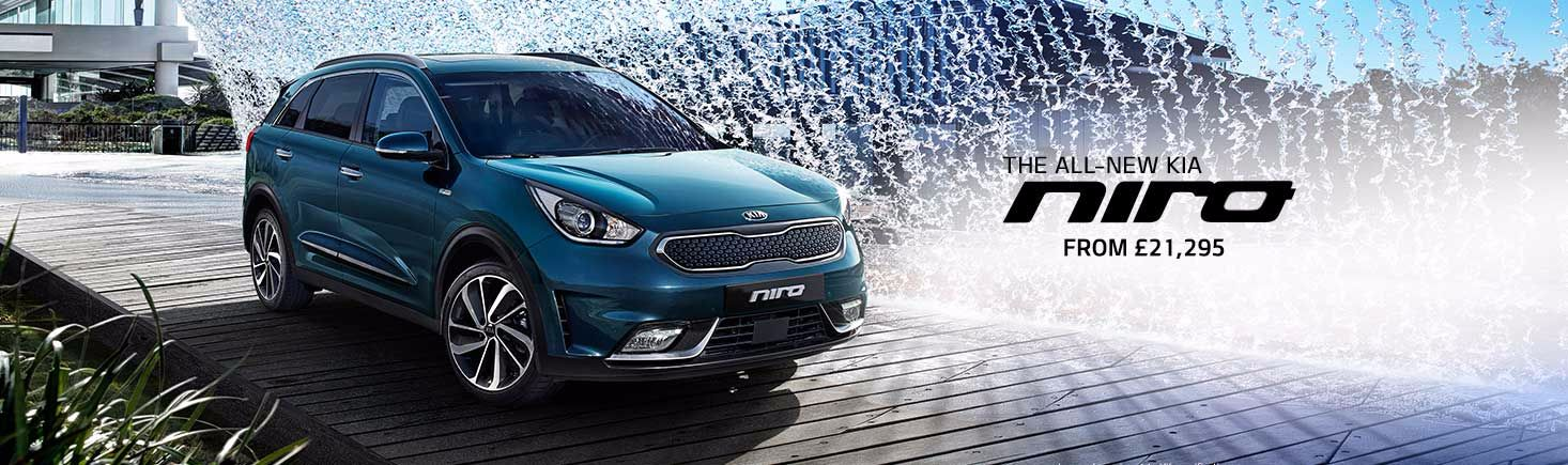 The New Kia Niro