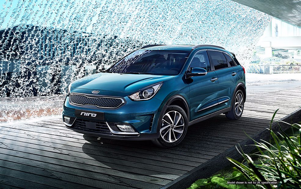New Kia Niro Gallery