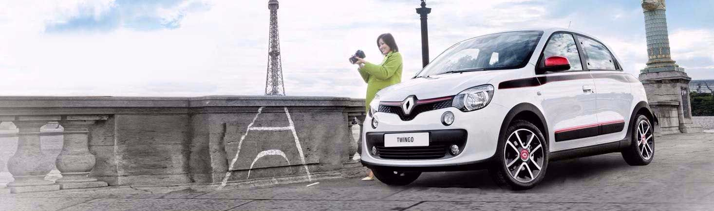 The new Renault Twingo