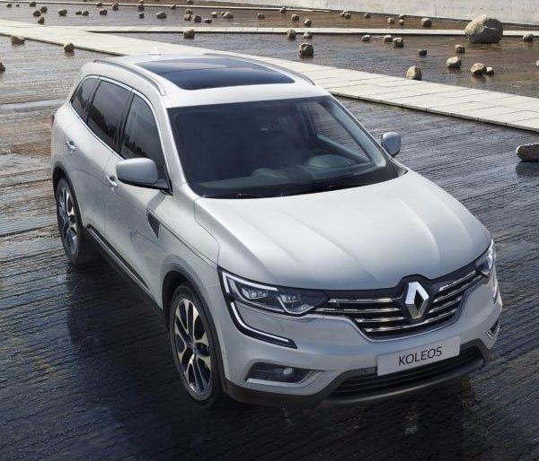 New Renault Koleos Gallery