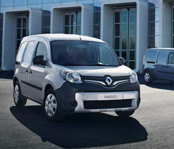 New Renault Kangoo Gallery
