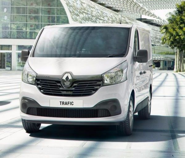 New Renault Trafic Gallery