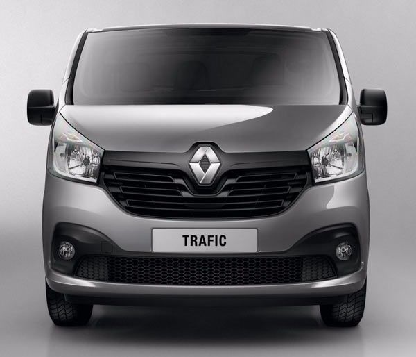 New Renault Trafic Passenger Gallery