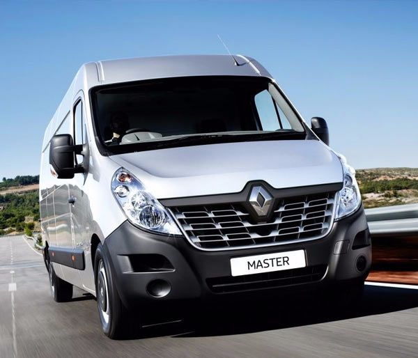 New Renault Master Gallery