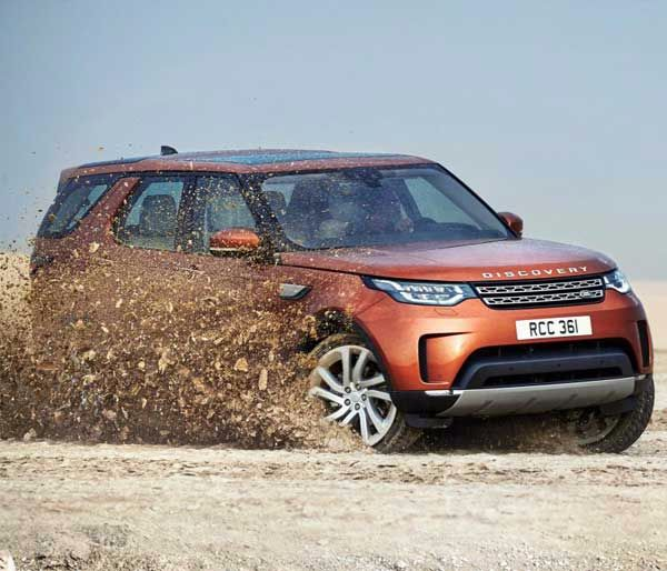 Land Rover Discovery Gallery