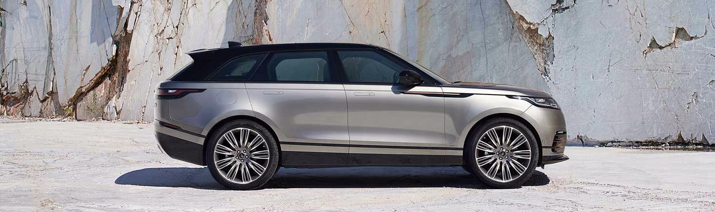 THE ALL NEW RANGE ROVER VELAR