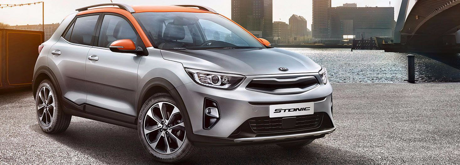 The All-New Kia Stonic