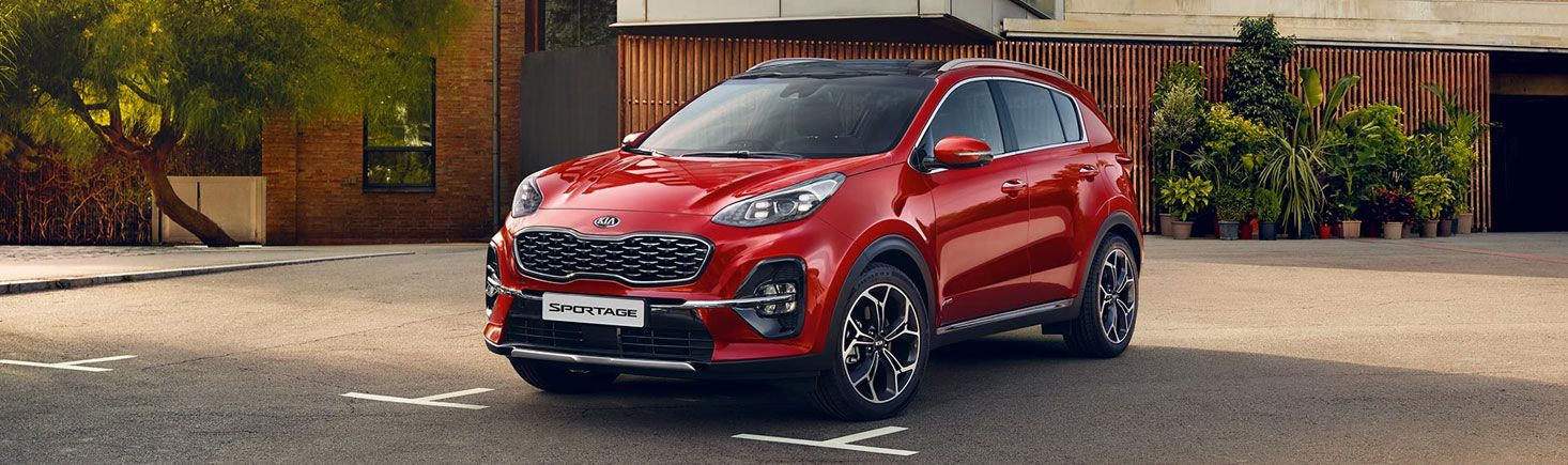 The New Kia Sportage