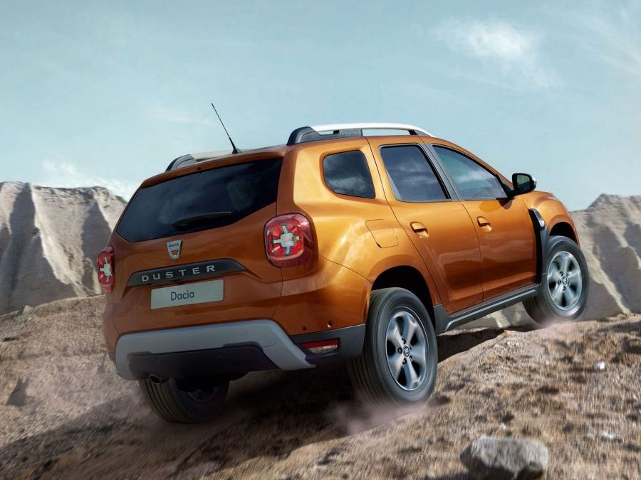 Dacia Duster Gallery