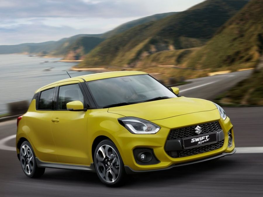 Suzuki Swift Sport Gallery