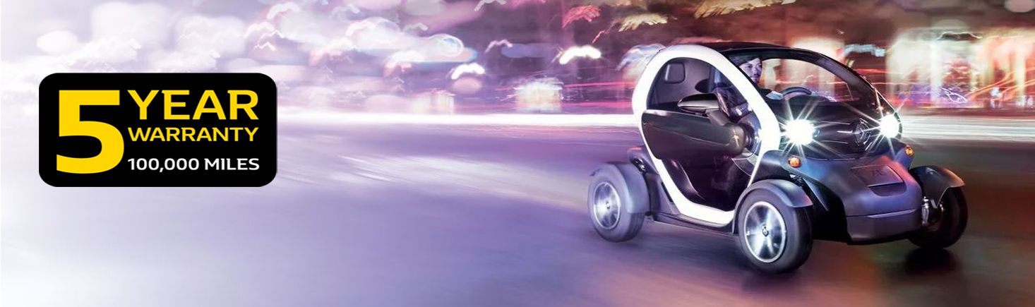 The Renault Twizy