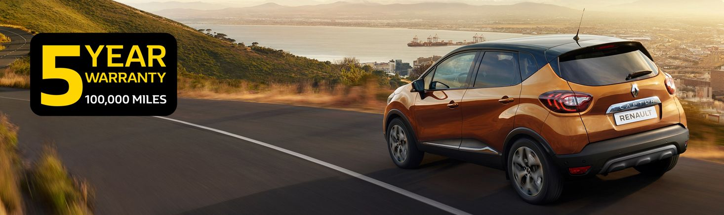 The All-New Captur