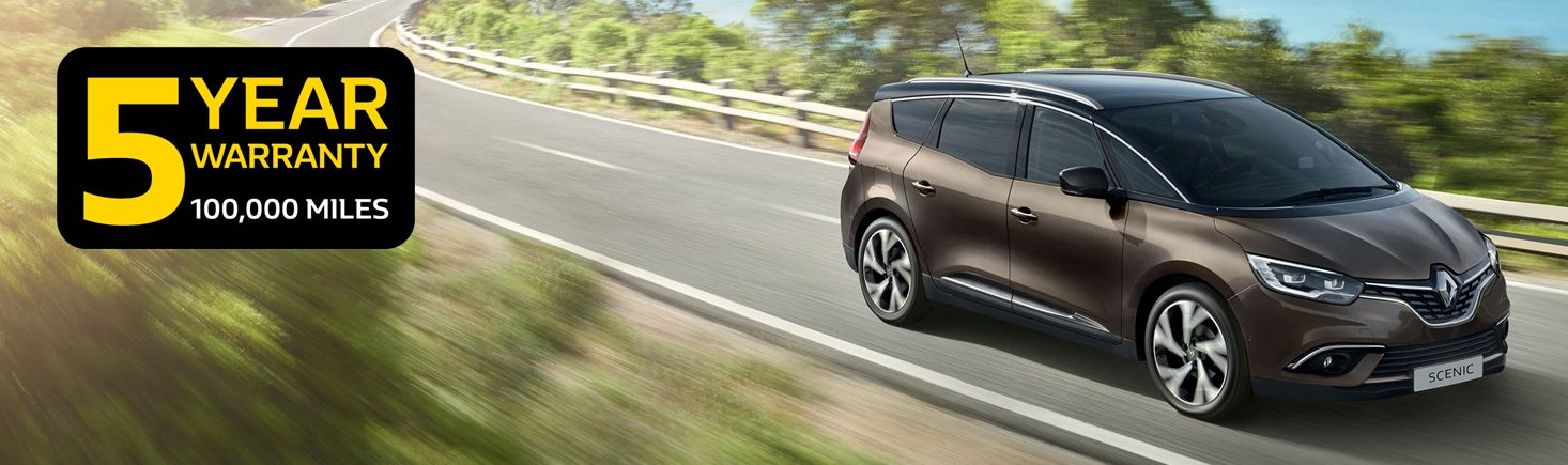 The new Renault Grand Scenic