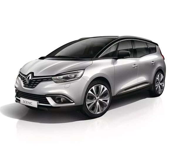 Renault Grand Scenic Gallery