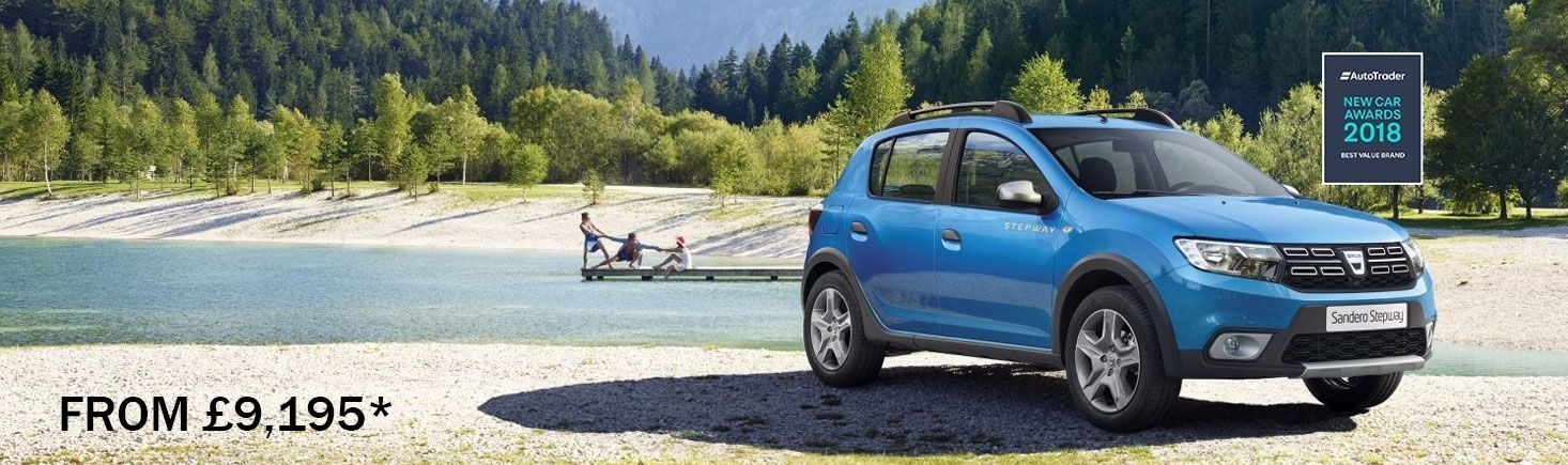 The Dacia Sandero Stepway