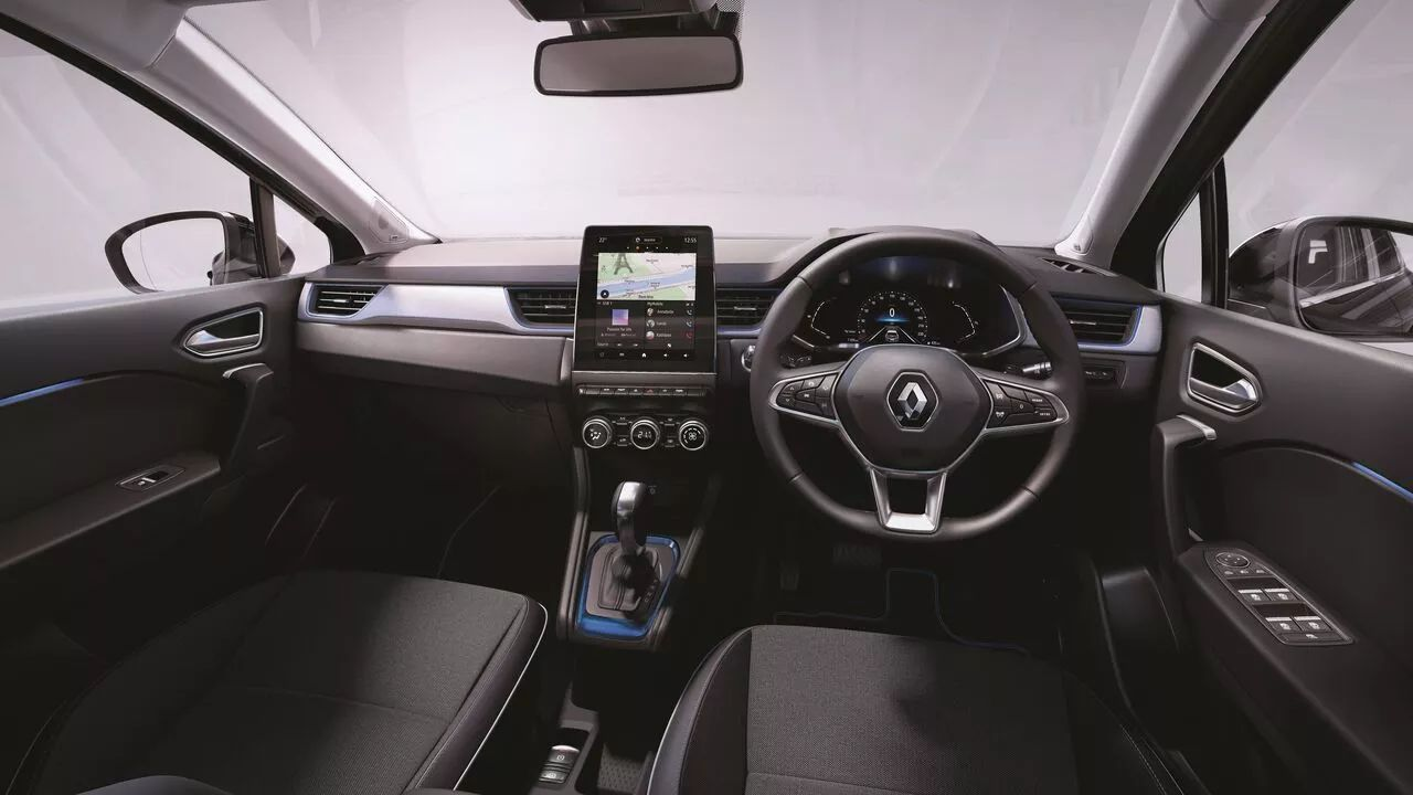 Renault Captur Gallery