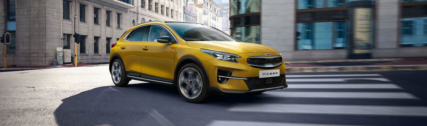 Kia All New Xceed
