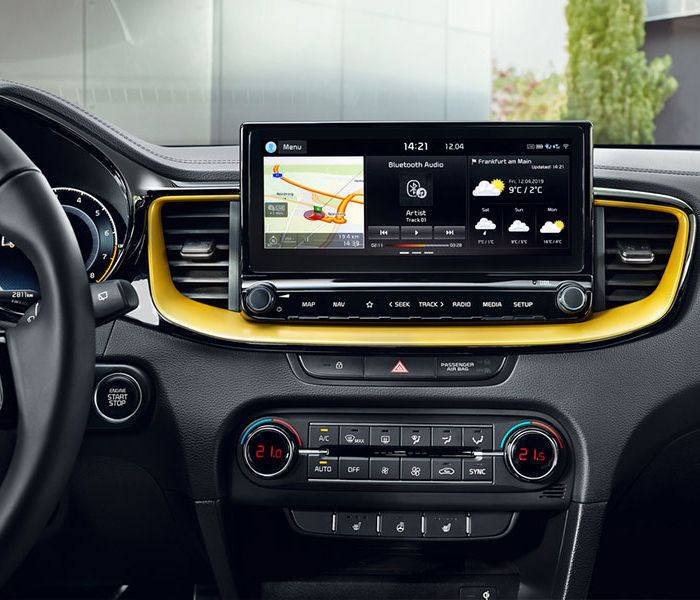 Kia All New Xceed Gallery